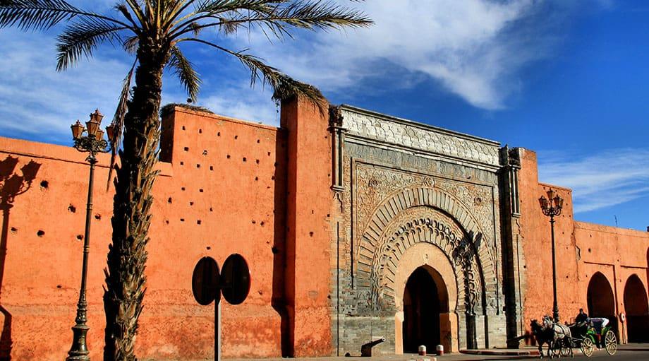 Marrakech Bab Agnaou