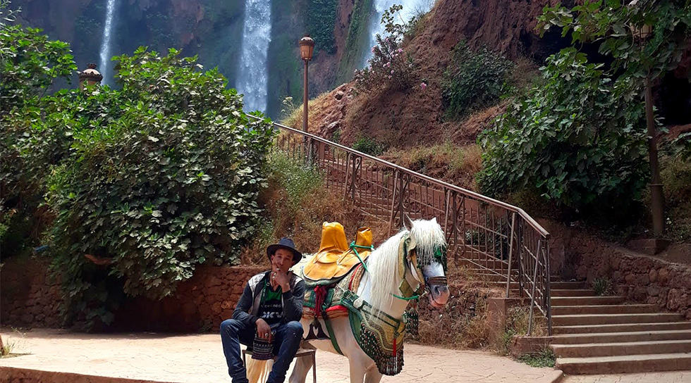 Ouzoud Waterfalls day trip from Marrakesh 2