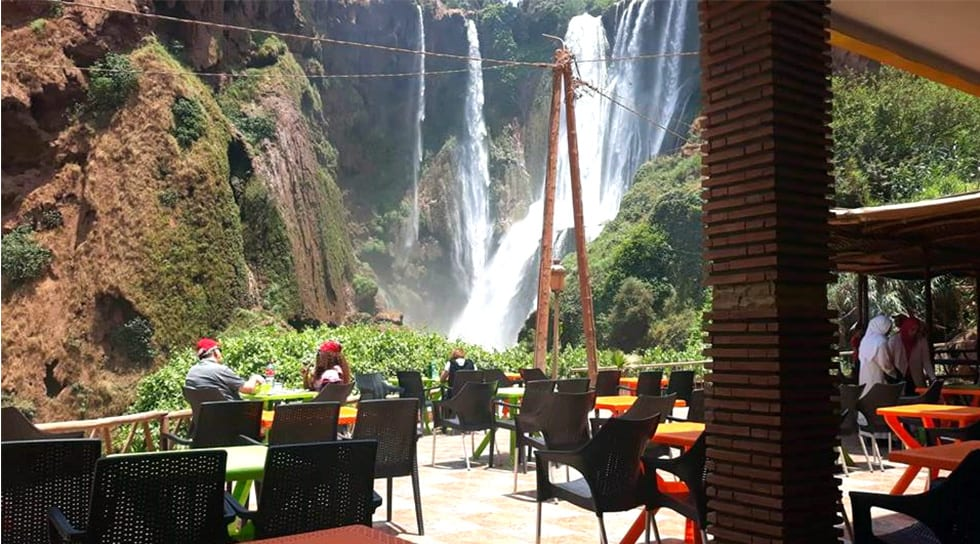 Ouzoud Waterfalls day trip from Marrakesh 3