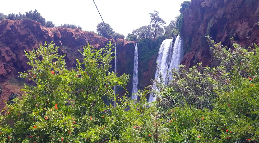 Ouzoud Waterfalls day trip from Marrakesh 7