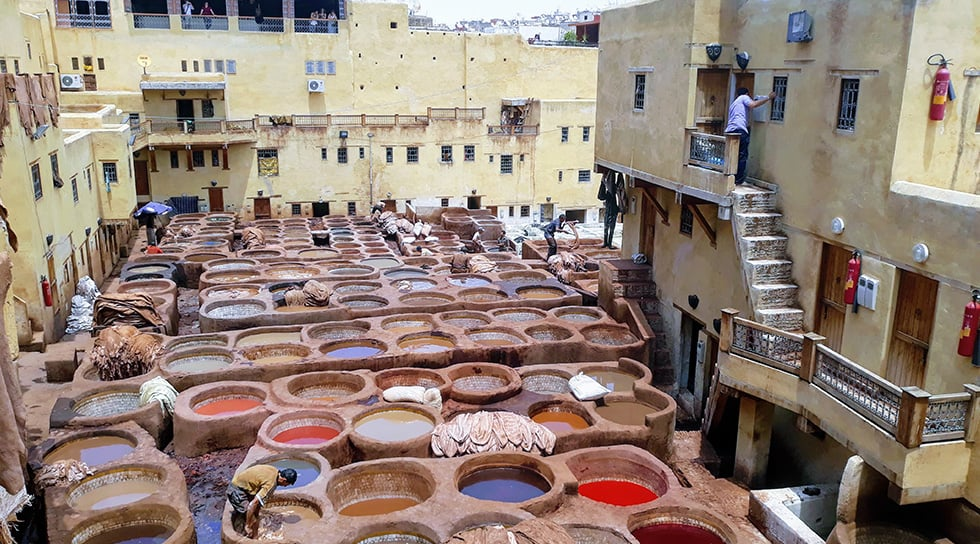 The Imperial Cities and the Sahara Desert Tour