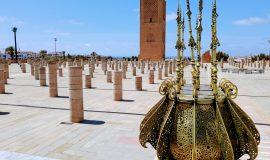 Hassan Tower tour