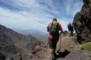 Walking, Hiking and Trekking