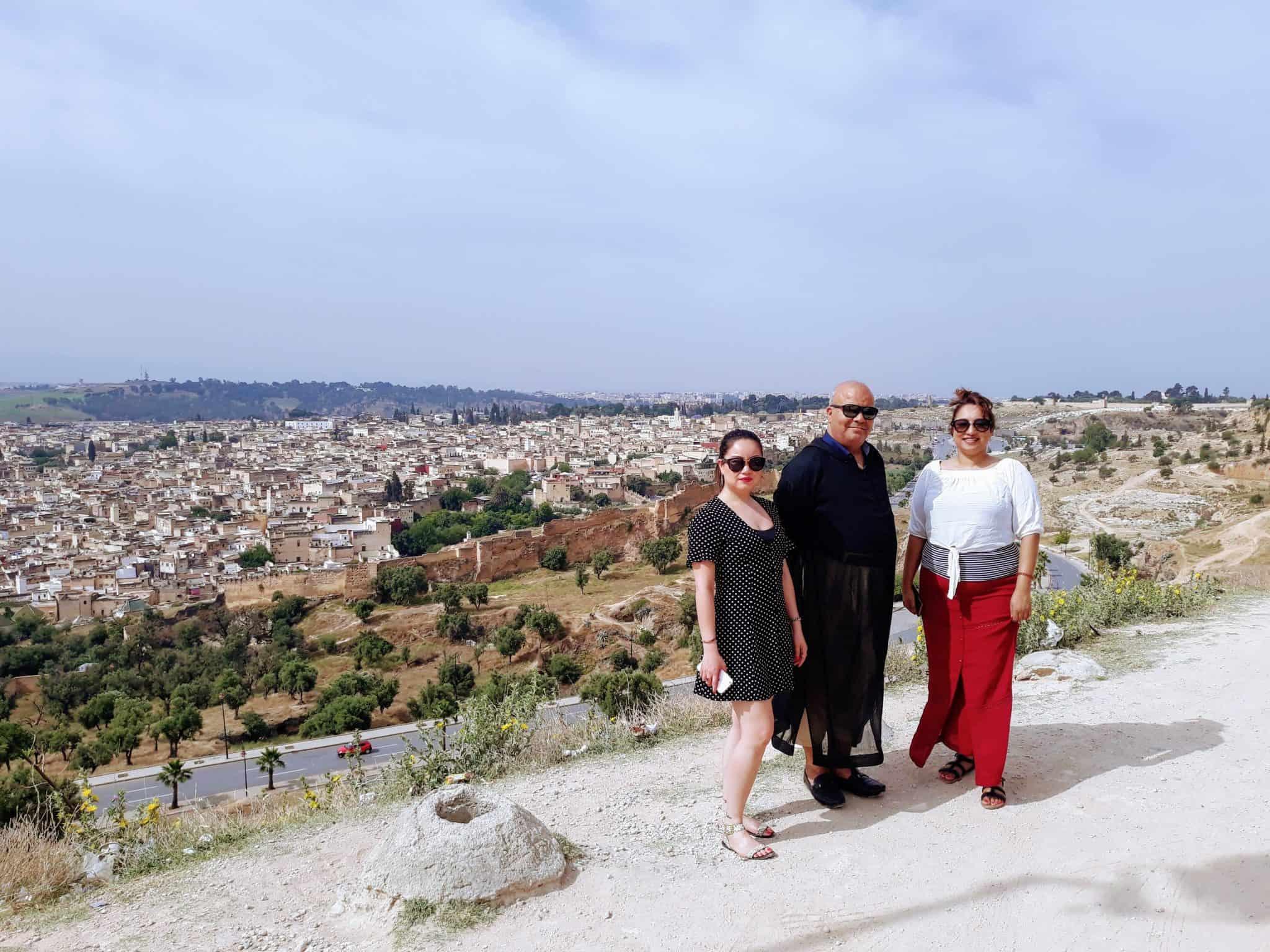11 Family tour Sir Driver Morocco
