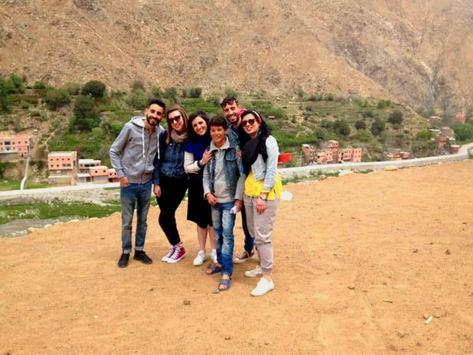 5 Berber villages family tour
