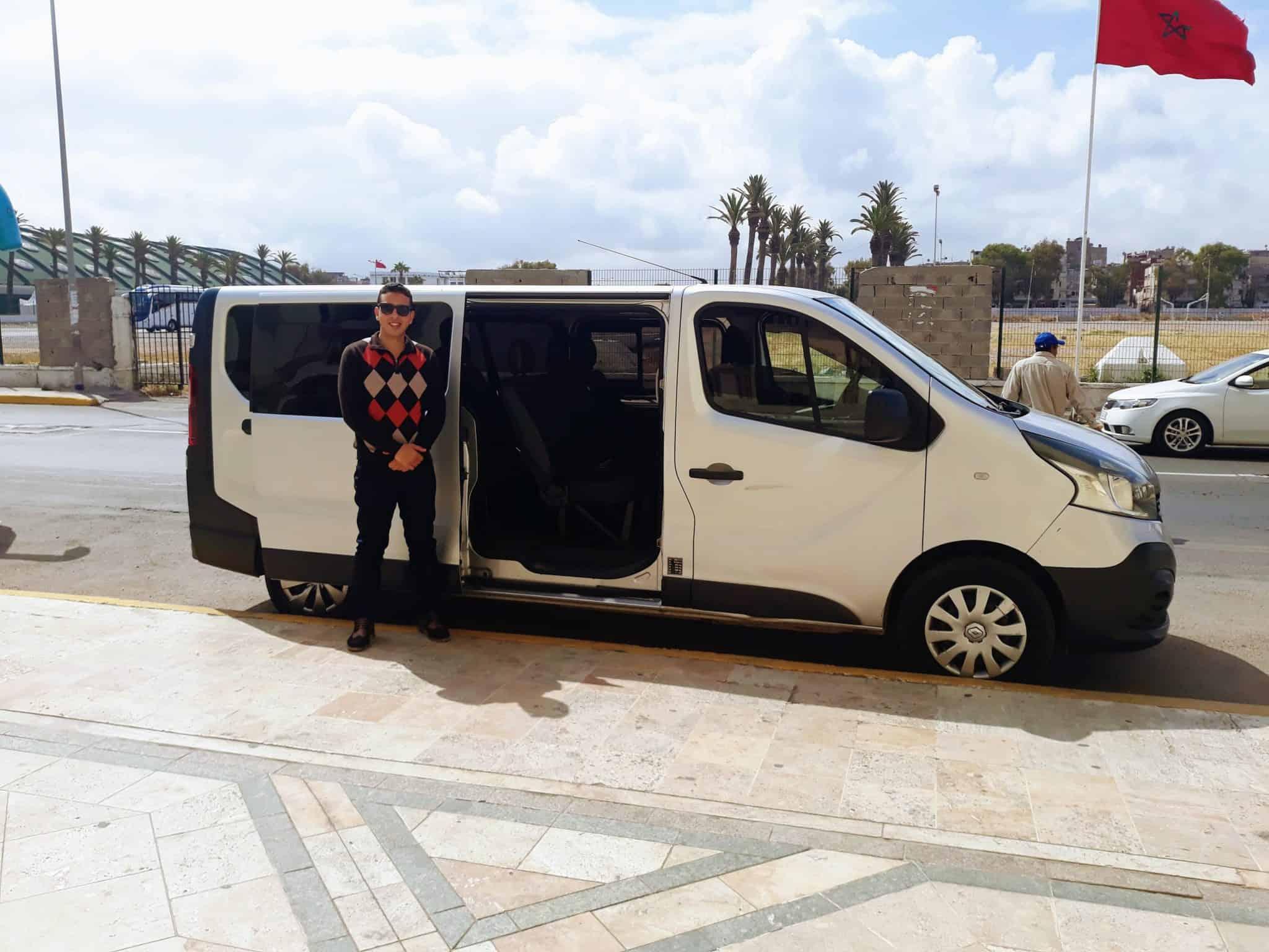 8 Morocco Tour with Minivan Sir Driver Tours