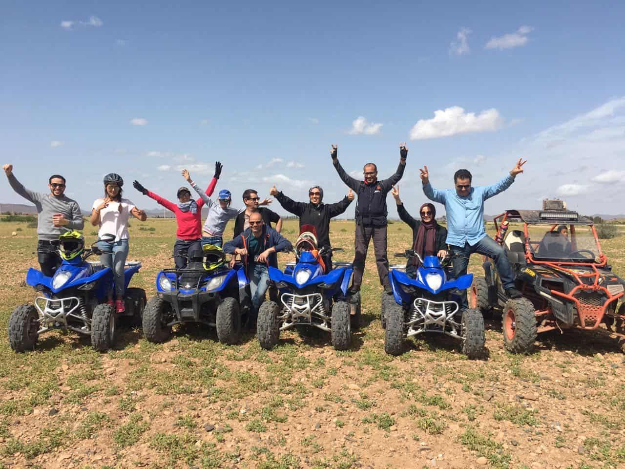 9 Morocco quad biking tour sir driver